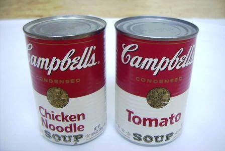 Andy Warhol - Latas de sopa (162)