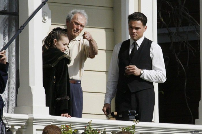 Clint Easwood y Leonardo DiCaprio