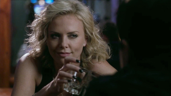 Charlize Theron en Young adult (2011)