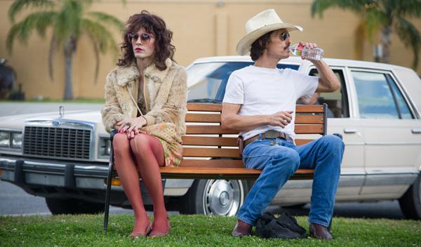 Matthew McConaughey y Jared Leto