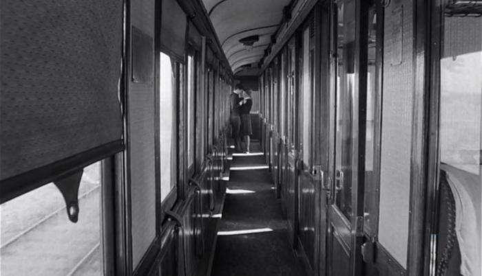 El buen amor (1963) Tren
